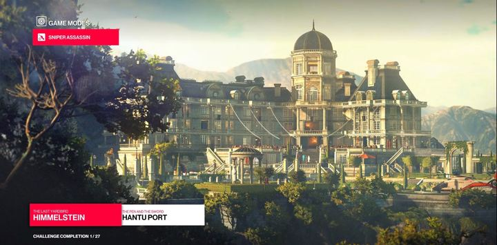 How do I access HITMAN 2 Sniper Assassin mode? – Other WB Games