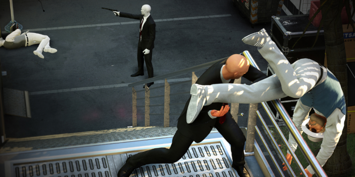 Hitman 2 Is Crashing On My Pc Other Wb Games